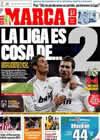 Portada diario Marca del 26 de Marzo de 2010