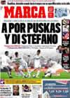 Portada diario Marca del 27 de Marzo de 2010