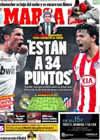 Portada diario Marca del 28 de Marzo de 2010