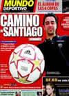Portada Mundo Deportivo del 30 de Marzo de 2010