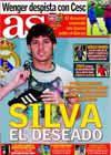 Portada diario AS del 31 de Marzo de 2010