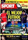 Portada diario Sport del 31 de Marzo de 2010