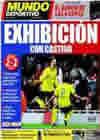 Portada Mundo Deportivo del 1 de Abril de 2010