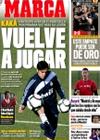 Portada diario Marca del 2 de Abril de 2010
