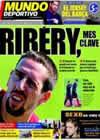 Portada Mundo Deportivo del 2 de Abril de 2010