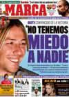 Portada diario Marca del 6 de Abril de 2010
