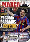 Portada diario Marca del 7 de Abril de 2010