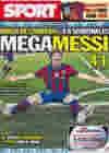 Portada diario Sport del 7 de Abril de 2010
