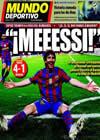 Portada Mundo Deportivo del 7 de Abril de 2010