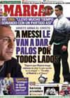 Portada diario Marca del 8 de Abril de 2010