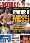 Portada diario Marca del 9 de Abril de 2010