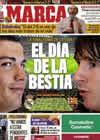 Portada diario Marca del 10 de Abril de 2010