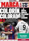 Portada diario Marca del 11 de Abril de 2010
