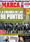 Portada diario Marca del 13 de Abril de 2010