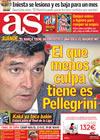 Portada diario AS del 14 de Abril de 2010