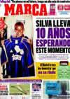 Portada diario Marca del 15 de Abril de 2010