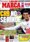 Portada diario Marca del 16 de Abril de 2010
