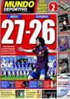 Portada Mundo Deportivo del 16 de Abril de 2010