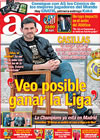 Portada diario AS del 17 de Abril de 2010