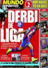 Portada Mundo Deportivo del 17 de Abril de 2010