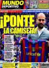 Portada Mundo Deportivo del 24 de Abril de 2010