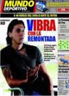Portada Mundo Deportivo del 26 de Abril de 2010