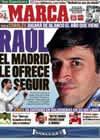 Portada diario Marca del 27 de Abril de 2010
