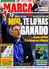 Portada diario Marca del 29 de Abril de 2010