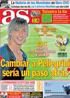 Portada diario AS del 2 de Mayo de 2010