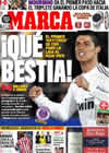 Portada diario Marca del 6 de Mayo de 2010