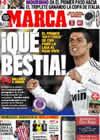 Portada diario Marca del 6 de Mayo de 2010