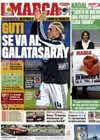 Portada diario Marca del 8 de Mayo de 2010
