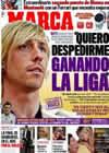 Portada diario Marca del 10 de Mayo de 2010