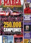 Portada diario Marca del 14 de Mayo de 2010