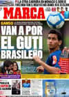 Portada diario Marca del 15 de Mayo de 2010