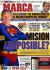 Portada diario Marca del 16 de Mayo de 2010