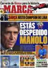 Portada diario Marca del 17 de Mayo de 2010