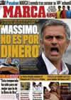 Portada diario Marca del 18 de Mayo de 2010