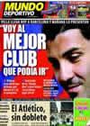 Portada Mundo Deportivo del 20 de Mayo de 2010