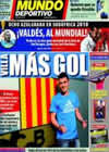 Portada Mundo Deportivo del 21 de Mayo de 2010