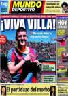 Portada Mundo Deportivo del 22 de Mayo de 2010