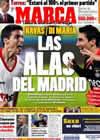 Portada diario Marca del 25 de Mayo de 2010