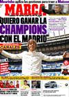 Portada diario Marca del 26 de Mayo de 2010
