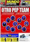 Portada Mundo Deportivo del 28 de Mayo de 2010