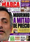 Portada diario Marca del 29 de Mayo de 2010
