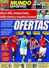 Portada Mundo Deportivo del 30 de Mayo de 2010