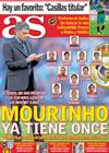 Portada diario AS del 31 de Mayo de 2010