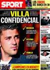 Portada diario Sport del 31 de Mayo de 2010