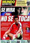 Portada Mundo Deportivo del 31 de Mayo de 2010