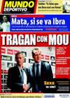 Portada Mundo Deportivo del 1 de Junio de 2010